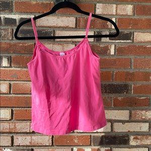 French Dressing Pink camisole Size Medium💖💘💝💗